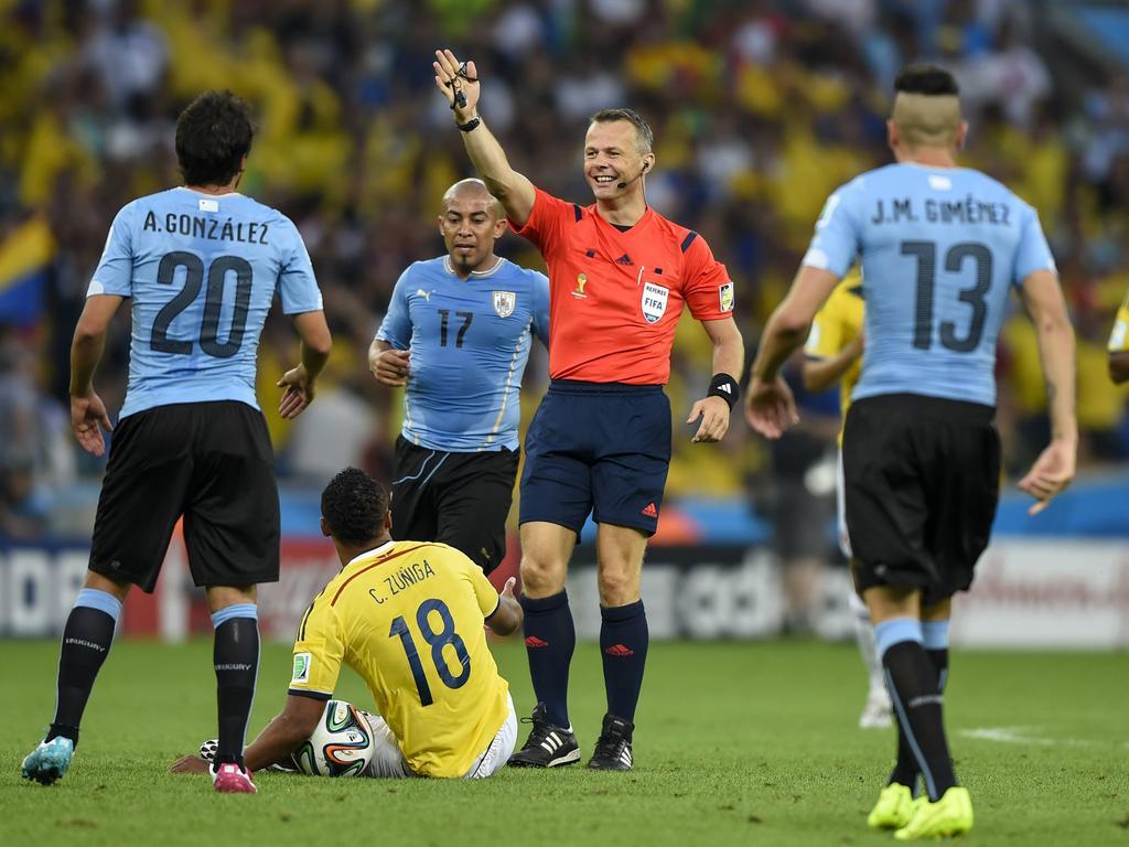 Uruguay debe tener, a priori, un billete para octavos de final. (Foto: Imago)