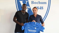 Der VfL Bochum leiht Silvère Ganvoula vom RSC Anderlecht aus (Bildquelle: vfl-bochum.de)