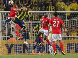 El Benfica eliminó hace una semana al Fenerbahce. (Foto: Imago)
