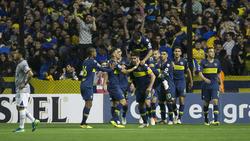 Boca se llevó un resultado valioso a Brasil para la vuelta. (Foto: Getty)