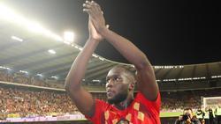 Traf doppelt bei Belgiens Heimsieg: Romelu Lukaku