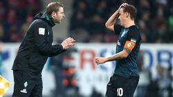 Bleibt Max Kruse trotz Interesse des FC Schalke 04 bei Werder Bremen?