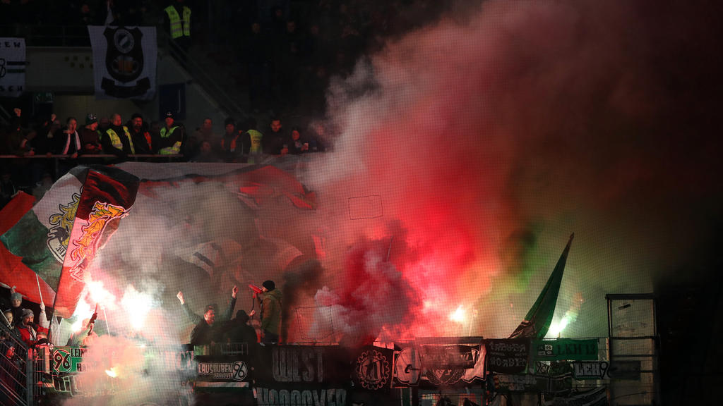 Hannover 96 muss 25.500 Euro Strafe zahlen