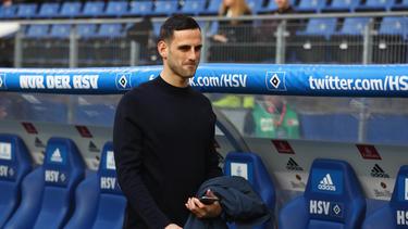Mergim Mavraj stand gut anderthalb Jahre beim HSV unter Vertrag