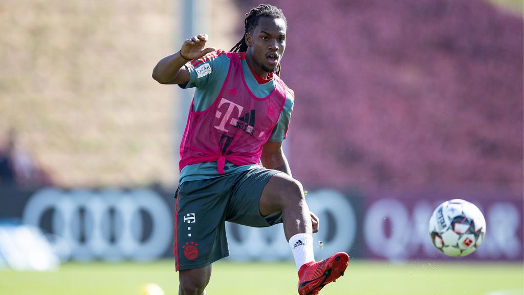 Renato Sanches kann einen Abschied aus München nicht ausschließen