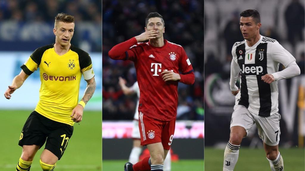 Der FC Bayern, BVB und Schalke gehören zu den reichsten Klubs Europas
