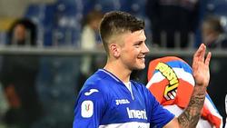 Dawid Kownacki gab dem FC Schalke angeblich einen Korb