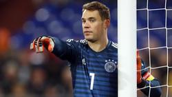 Neuer con la camiseta de Alemania hace sólo dos meses. (Foto: Getty)