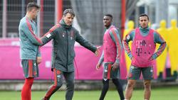 Niko Kovac hat beim FC Bayern weiterhin keinen leichten Stand