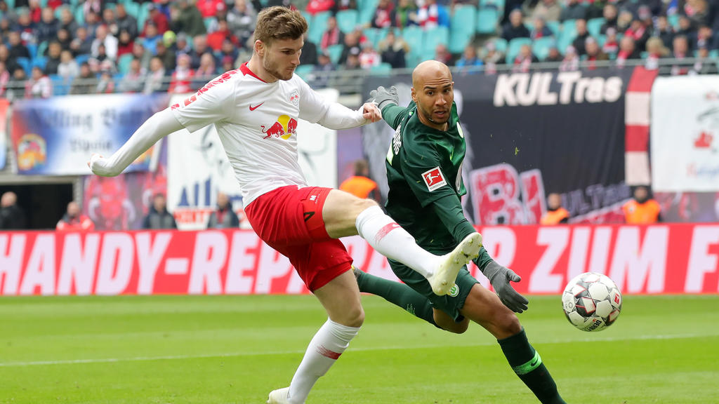 FC Bayern, PSG und FC Liverpool wetteifern um Timo Werner von RB Leipzig