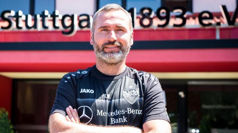 Tim Walter übernimmt beim VfB Stuttgart