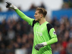 Loris Karius. (Foto: Getty)