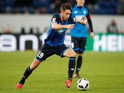 Mark Uth soll weiter für die TSG 1899 Hoffenheim spielen