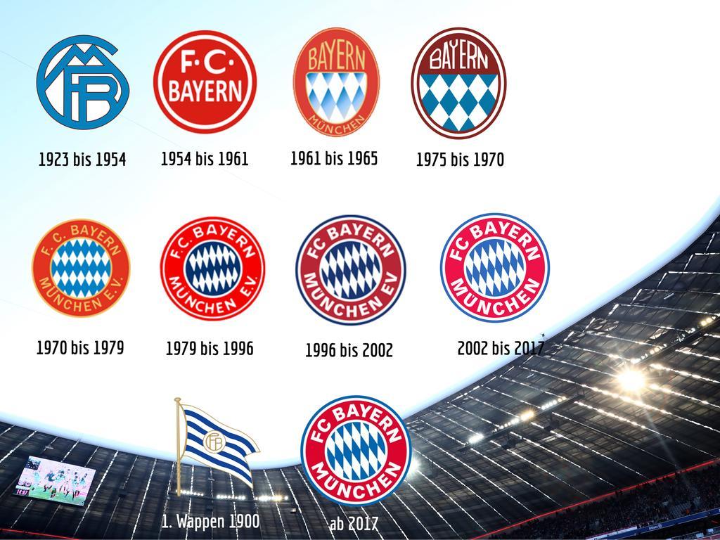 Diashow So Sah Das Mal Aus Die Wappen Der Bundesliga