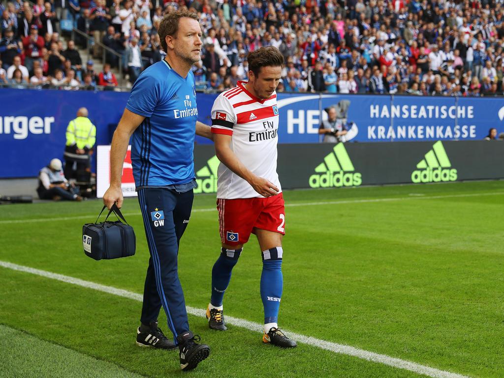 Müller Verletzung