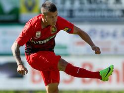 Spiridonović nimmt künftig möglicherweise für Panionios Maß