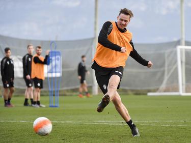 Die Sperre könnte Roman Kienasts Gastspiel beim FC Wil vorzeitig beenden