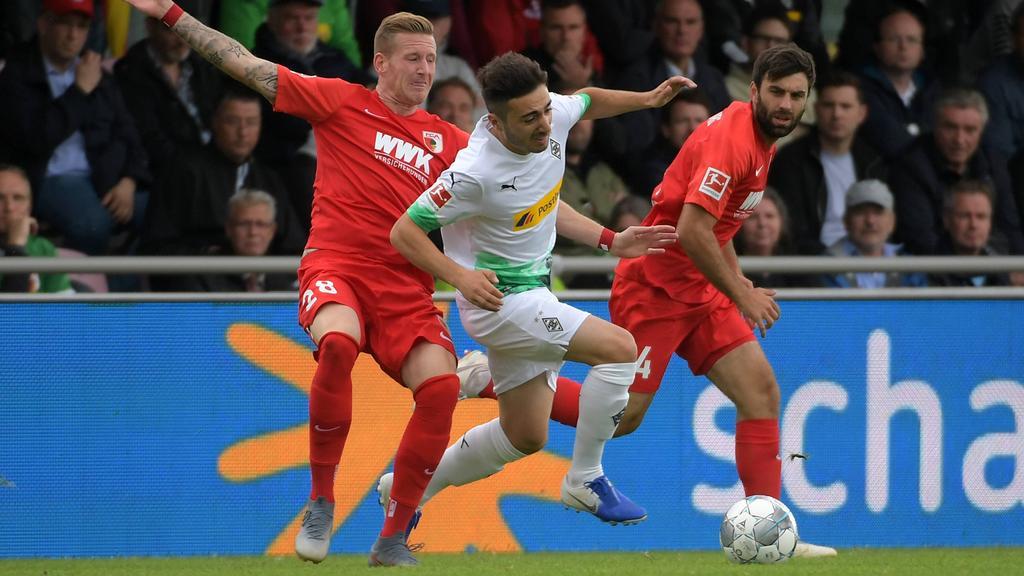 Gladbach traf im Finale auf den FC Augsburg