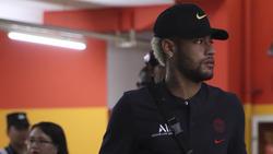 Neymar wird beim Saisonstart nicht zum Einsatz kommen