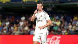 Gareth Bale fue el protagonista blanco con un doblete.