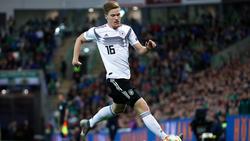 Marcel Halstenberg überzeugte beim DFB