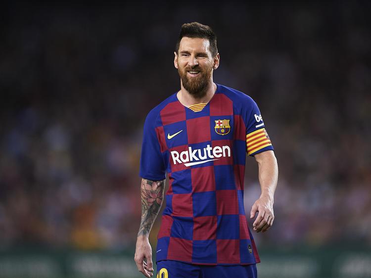 Messi sigue siendo indiscutiblemente el mejor.