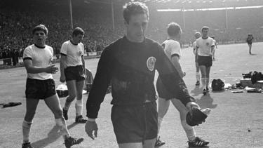 Sein größtes Spiel: Hans Tilkowski im legendären WM-Finale 1966 in Wembley