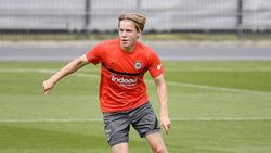 Jens Petter Hauge bleibt wohl dauerhaft bei Eintracht Frankfurt