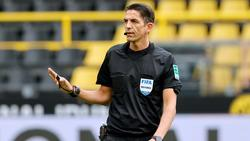 Deniz Aytekin leitete das Revierderby zwischen dem BVB und Schalke 04
