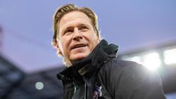 Markus Gisdol ist der Trainer des 1. FC Köln