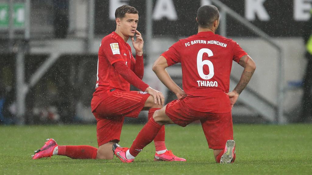 Bleibt Coutinho beim FC Bayern? Oder geht es andernorts weiter?