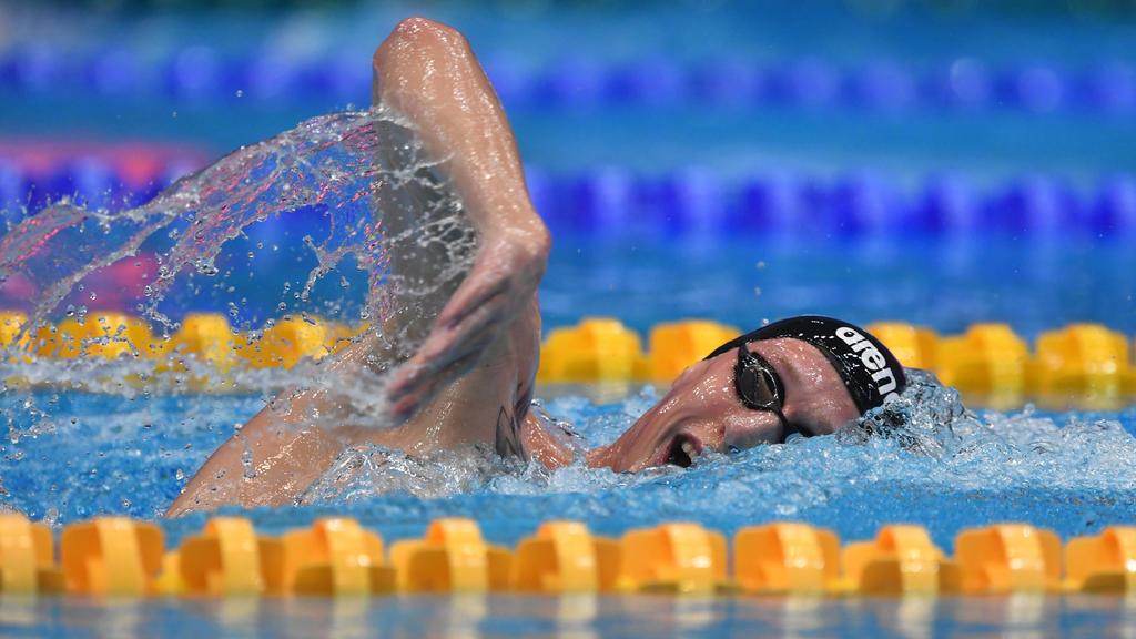 Schwimmen 2021