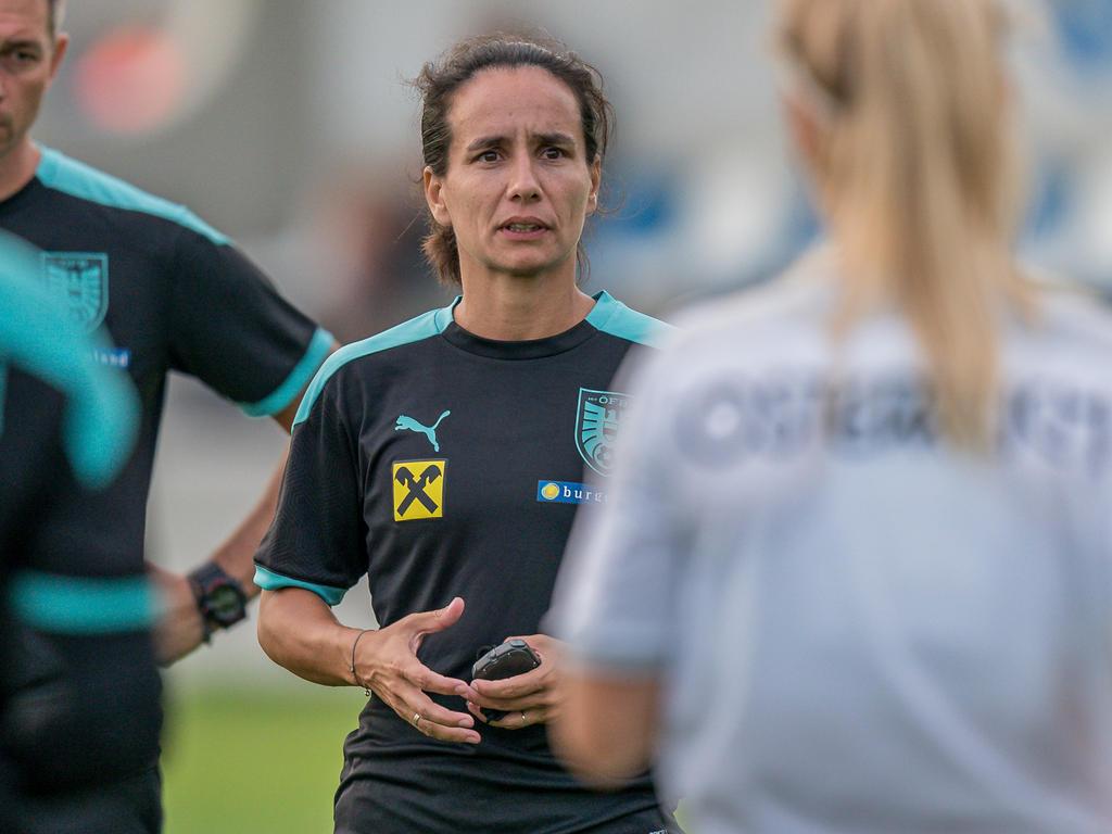 ÖFB Frauen-Teamchefin Irene Fuhrmann bekommt eine Zusatzfunktion