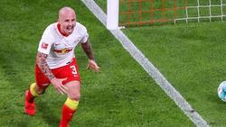 Will mit RB Leipzig auch in der Champions League oft Grund zum Jubel haben: Angelino