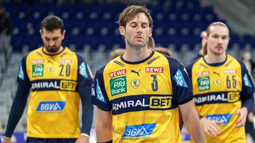 Die Rhein-Neckar Löwen mussten sich DHfK Leipzig geschlagen geben
