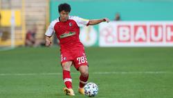 Chang-Hoon Kwon spielt beim SC Freiburg