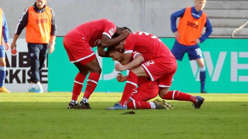 Fortuna Düsseldorf holt auf die Ligaspitze auf