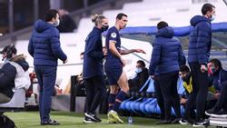Ángel Di María fällt gegen Barca aus