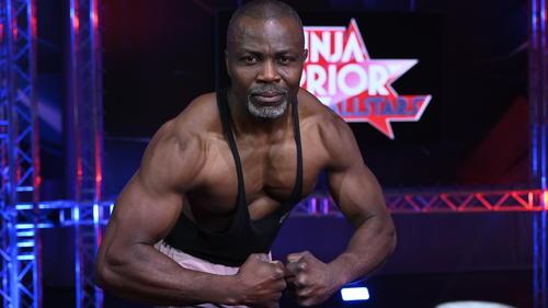Joh-A Kpalete tritt in der dritten Vorrunde bei Ninja Warrior Allstars an