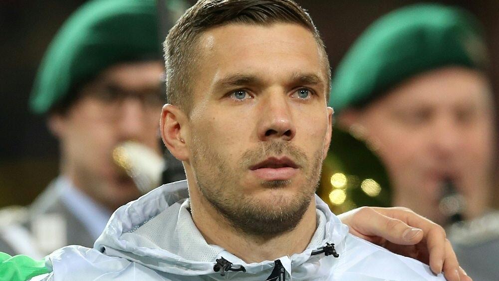 Super-League-Pläne: Lukas Podolski enttäuscht von Ex-Klubs