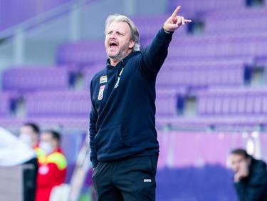 Markus Schopp bleibt vorerst noch Gegner der Violetten