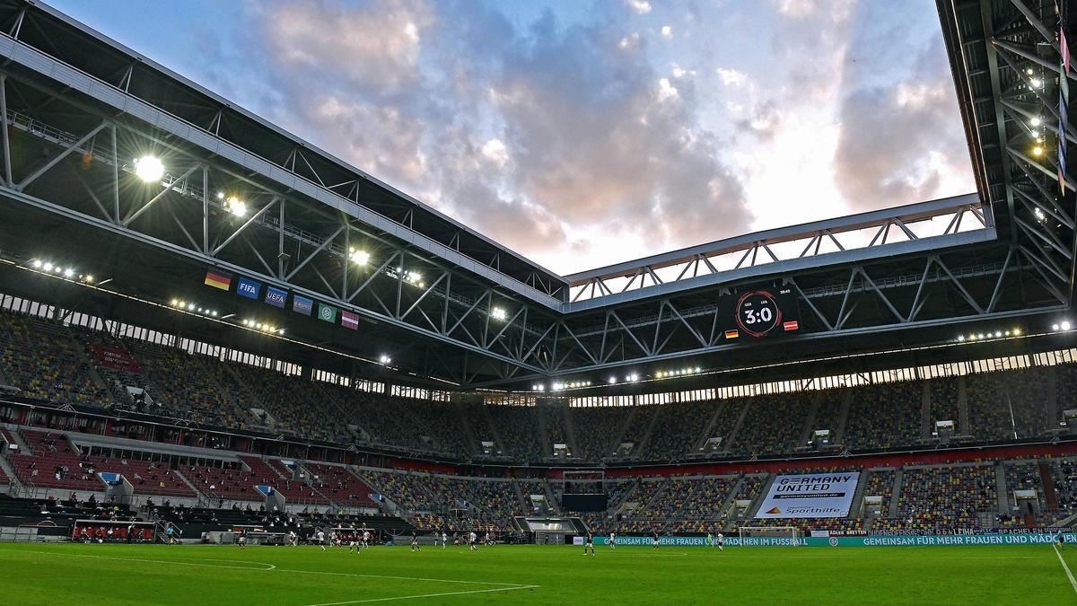 Die Handball-EM soll im Düsseldorfer Stadion beginnen