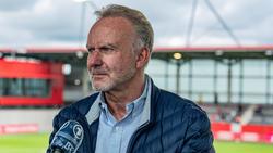 Karl-Heinz Rummenigge traut dem DFB-Team das Finale zu