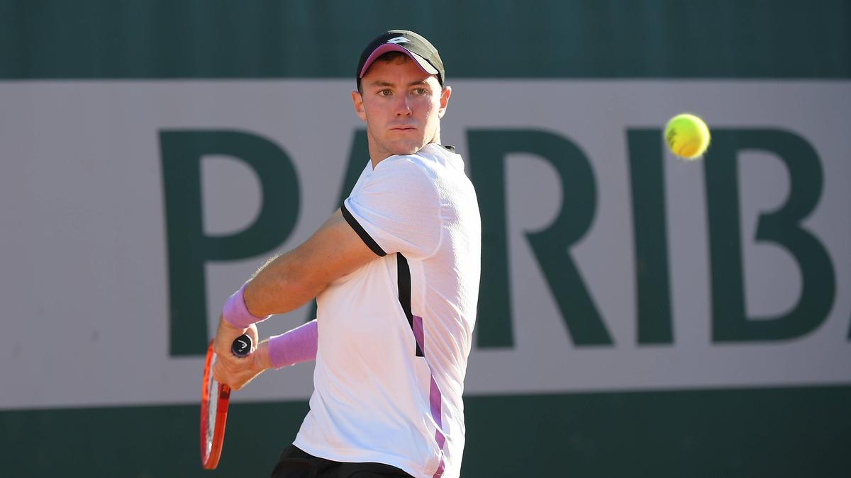 Dominik Koepfer zog in die dritte Runde der French Open ein