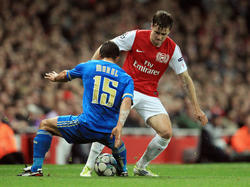 Nullnummer zwischen Arsenal und Marseille