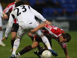 Zweikampf im FA Cup