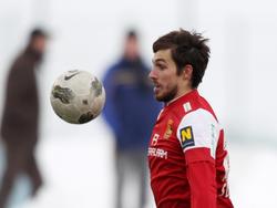 Benjamin Sulimani gelangen in Norwegen fünf Tore in 13 Spielen