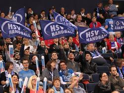 HSV Handball - Fans