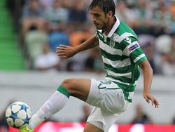 El costarricense Bryan Ruiz marcó el segundo tanto del Sporting. (Foto: Getty)