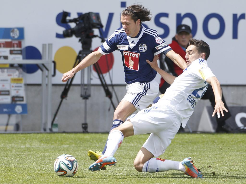 Luzern kam gegen Lausanne-Sport nicht durch